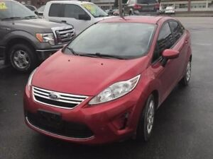 2011 Ford Fiesta ONE OWNER - NO ACCIDENT - CERTIFIED