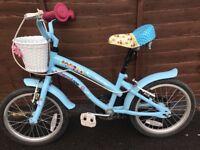 Girls 16inch bike for sale