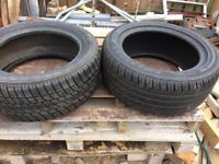Tyres x2 off 205 50 15 NEW £30 EACH