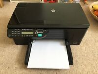 HP Officejet 4500 All-in-One Printer (Print, Copy, Scan, Fax).