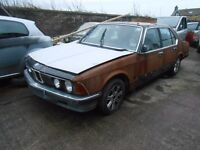 1985 BMW 735i E23 7 Series BREAKING FOR PARTS SPARES