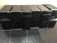 HP Desktop PC Cases. Pavilion Compaq