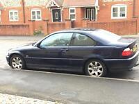BMW 3 Series 2.5 106k