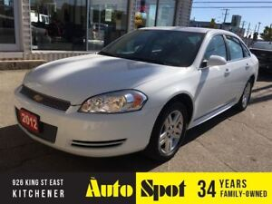 2012 Chevrolet Impala LS/PRICED FOR A QUICK SALE !