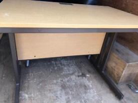 Small desk office table