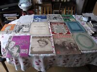 Vintage Piano Music 50 Plus and Book of 200 Songs Weymouth
