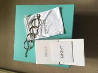 DKNY Steel bracelet. S/M