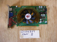 Xpertvision (nVidia) 8600GTS 256MB GDDR3 graphics card for sale.