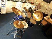 Pearl fusion drum ki