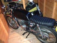 Honda H100S 2 Stroke 125 CBT