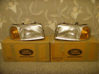 Land Rover Freelander MK1 Genuine Headlight Assembly