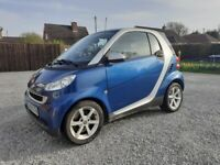 Smart, FORTWO COUPE, 2009, Automatic, 999 (cc), 2 doors