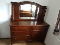 Antique Sideboard / Chiffonier / Chest of Drawers / Dressing Table