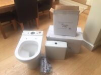 Toilet - Brand new with boxes