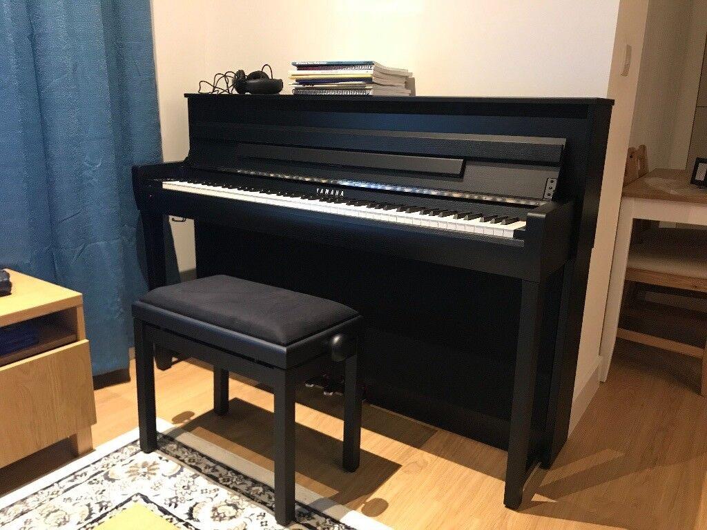 yamaha clavinova clp 685 top of the line amazing digital piano in south croydon london. Black Bedroom Furniture Sets. Home Design Ideas