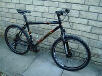 GARY FISHER MARLIN mountain bike for sale good spec , adult large 26 inch wheels
