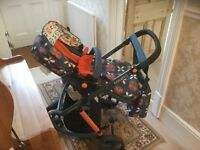 Cosatto Giggle 2 Travel System inc Isofix