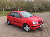Volkswagen Polo 1.2 60,000 miles only