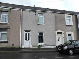 *Three Bedroom Terraced house* Clyndu Street, Morriston SA6 7BG