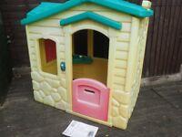 Little Tikes Magic Doorbell Playhouse