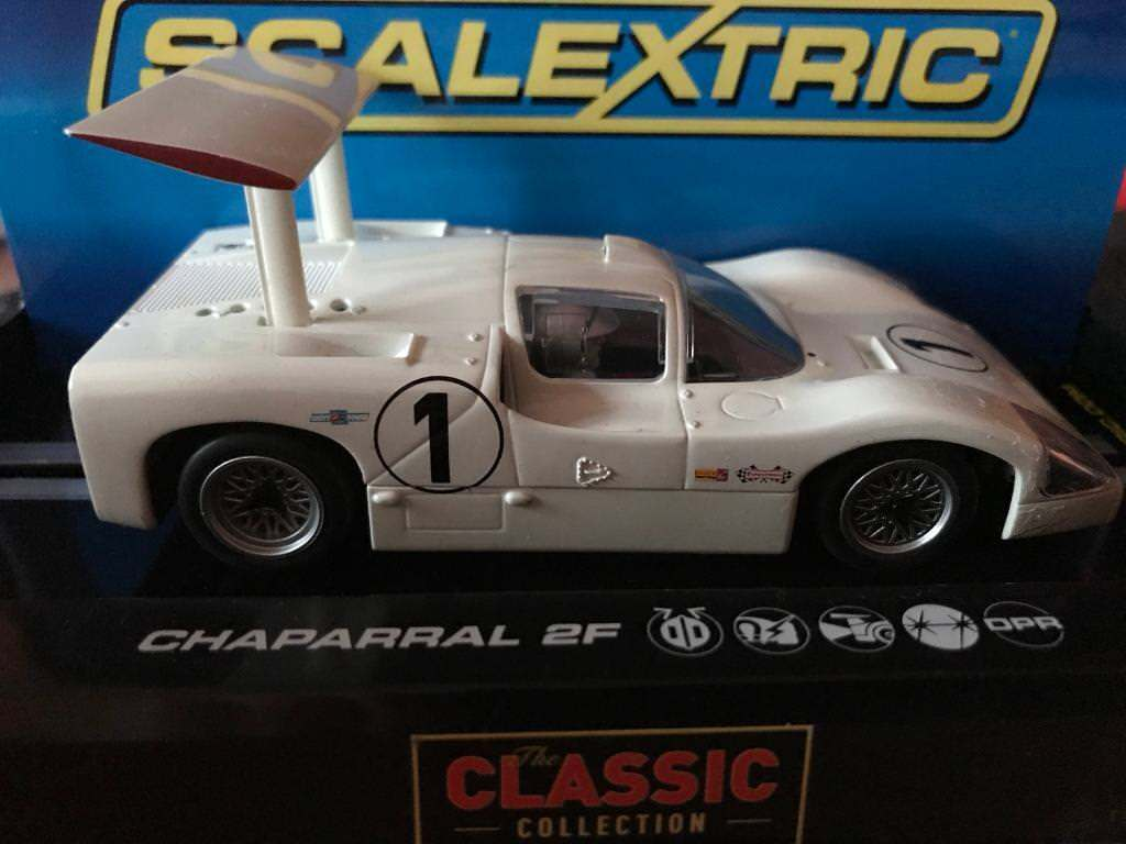 Chaparral 2F Scalextric | collection only!