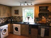 Shaker style kitchen inc oven, job and hood