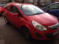Vauxhall Corsa 1:2 3dr for quick sale only £2750