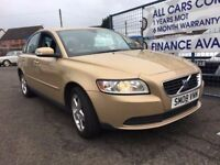 Volvo S40 Sale/Finance ForthCarz NO DEPOSIT REQUIRED