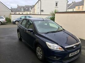 FORD FOCUS ECONETIC £30 a year tax long MOT