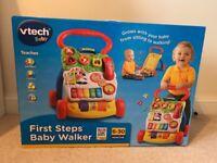 Brand New Vtech Baby Walker