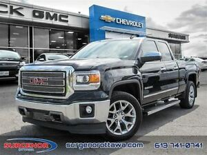 2014 GMC Sierra 1500 1500 SLT Double Cab Std Box 4WD 4SA - $261.