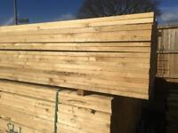 🌞Timber/Wooden Scaffold Style Boards ~ 3.9M