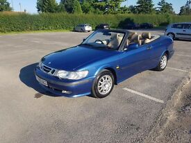 SAAB 93 TURBO CONVERTIBLE MANUAL