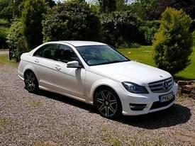 Mercedes C220 AMG