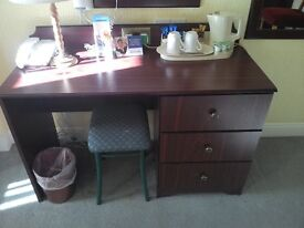 Wardrobes,Dressing Tables, Bedside cabinets, Mirrors, Bedroom furniture from £5