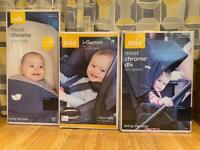 Joie Travel System - Car seat, Push Chair and Carry cot
