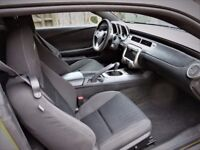 Chevrolet Camaro 6.2 V8 SS Manual 6 Spd LHD (2013)