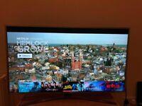 Samsung TV 40 inch 4k UHD HDR Smart Tv