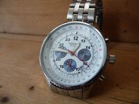 SEKONDA 3375 MEN'S CHRONOGRAPH WATCH UNUSED see details