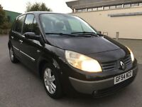2004**RENAULT**SCENIC**1.5 DIESEL**CHEAP ON TAX ((( CHEAP ON INSURANCE )))