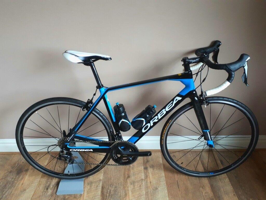 ORBEA ORCA Team Road Bike, full OMP carbon, size 55cm, SHIMANO 105 ...