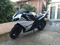 Yamaha R1 2015 reg (2014 model)
