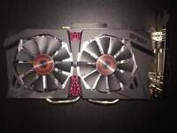 ASUS GeForce GTX 950 2GB Strix Graphics Card