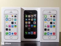IPhone 5s brand new boxed warranty &