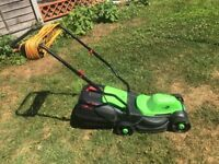 Florabest electric lawnmower