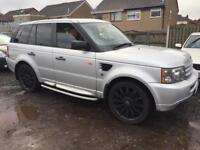 Range Rover sport 2.7 TDV6 LOW TAX BRACKET **P/X WELCOME**