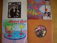 FIFTY 7inch VINYL SINGLES - GOOD ARTISTS
