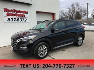 2017 Hyundai Tucson Limited All Wheel Drive