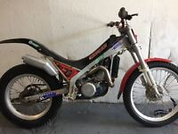 Gas gas 327 trials bike
