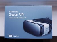 Brand new, sealed Samsung Gear VR from 2016 - compatible with Samsung S7 and older
